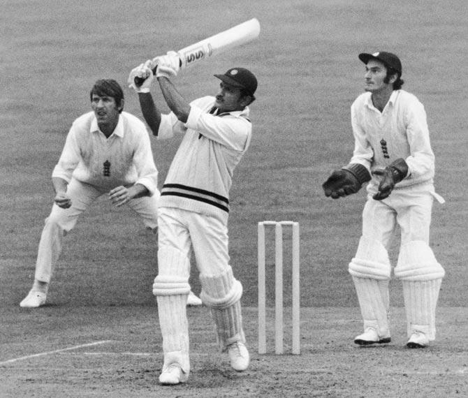 1952, Madras Test
