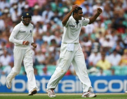 Anil Kumble's perfect 10: